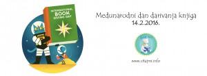 Medunarodni dan darivanja knjiga2016