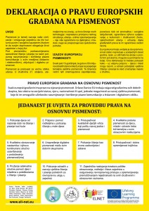 Declaration B1 poster